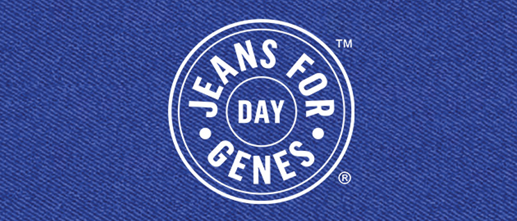 Jeans for Genes Day 2016