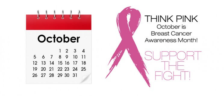 breast cancer awareness month donations