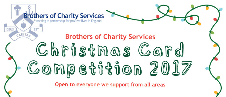 christmas card comp - Christmas Cards For Charity 2017