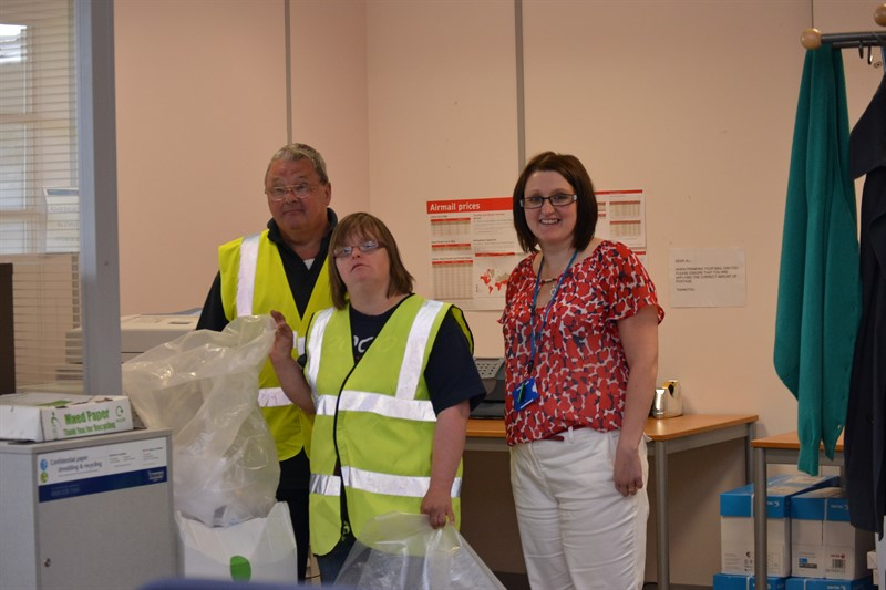 Brothers Of Charity Lancashire Hands On Recycling
