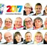 VFA 2017 committee members
